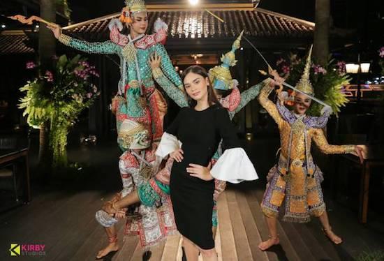 Pia Wurtzbach featured in Amazing Thailand videos - Good