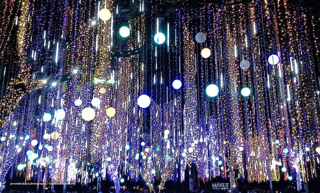 Ayala Triangle Festival of Lights