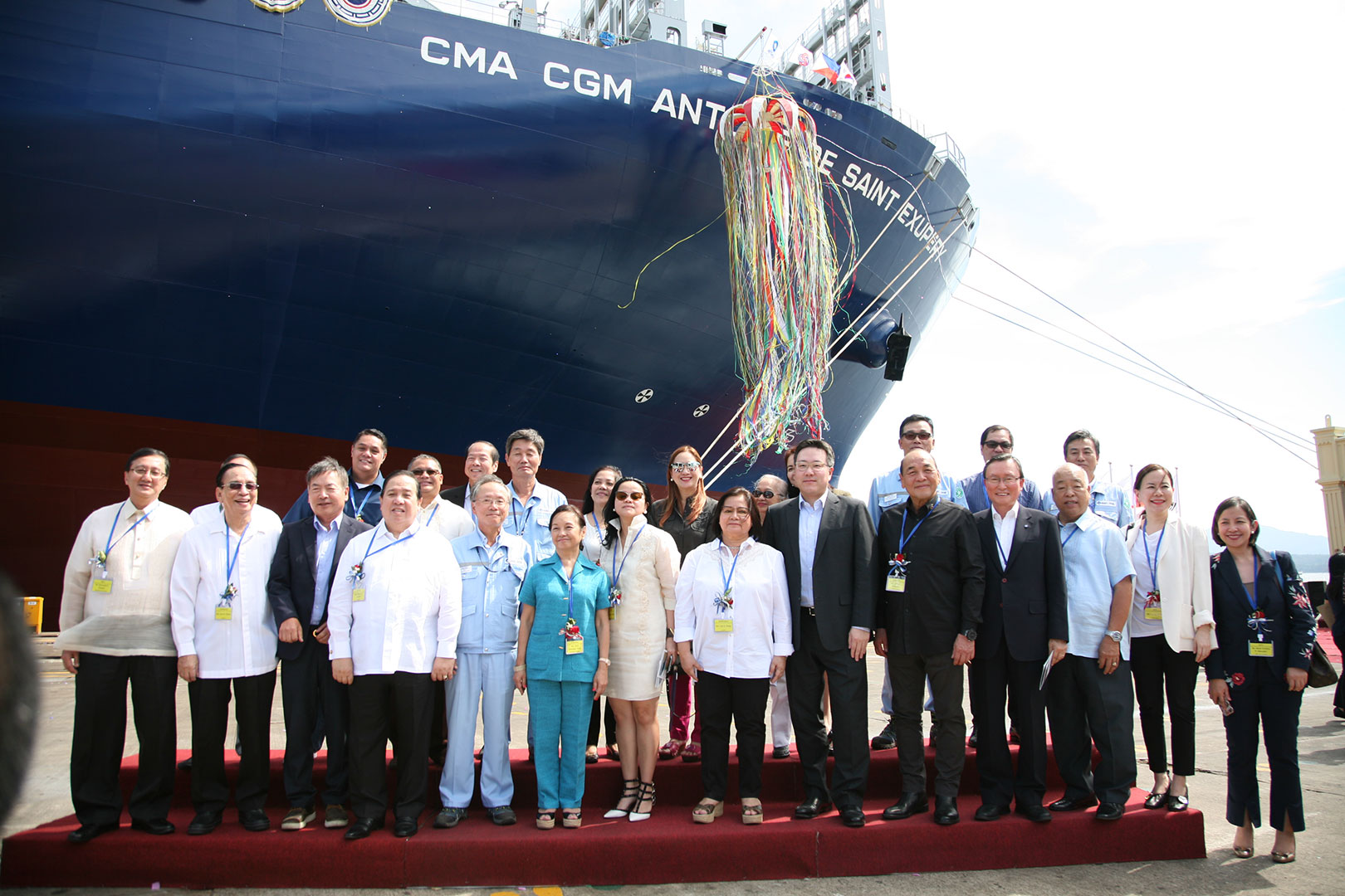 Philippines builds one of the world's biggest container
