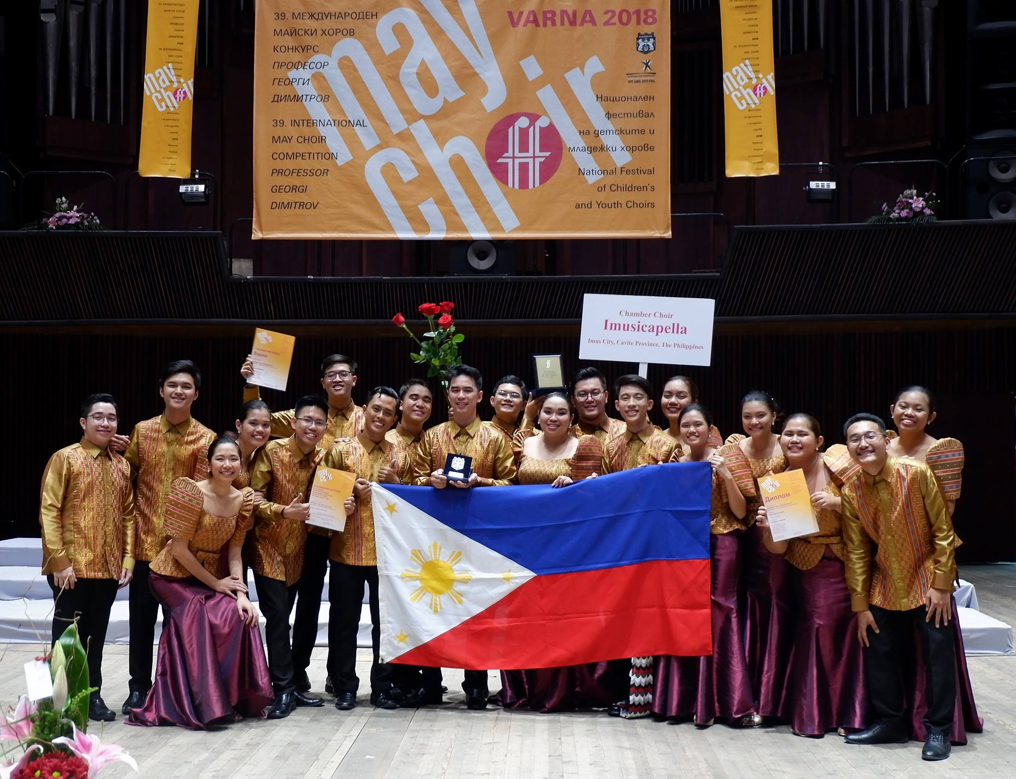 Cavite choirs in winning harmony in Bulgaria's Choir Competition - Good  News Pilipinas