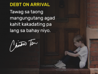 Chinkee Tan 5 Emotional Stages People Experience When Paying Off Debt