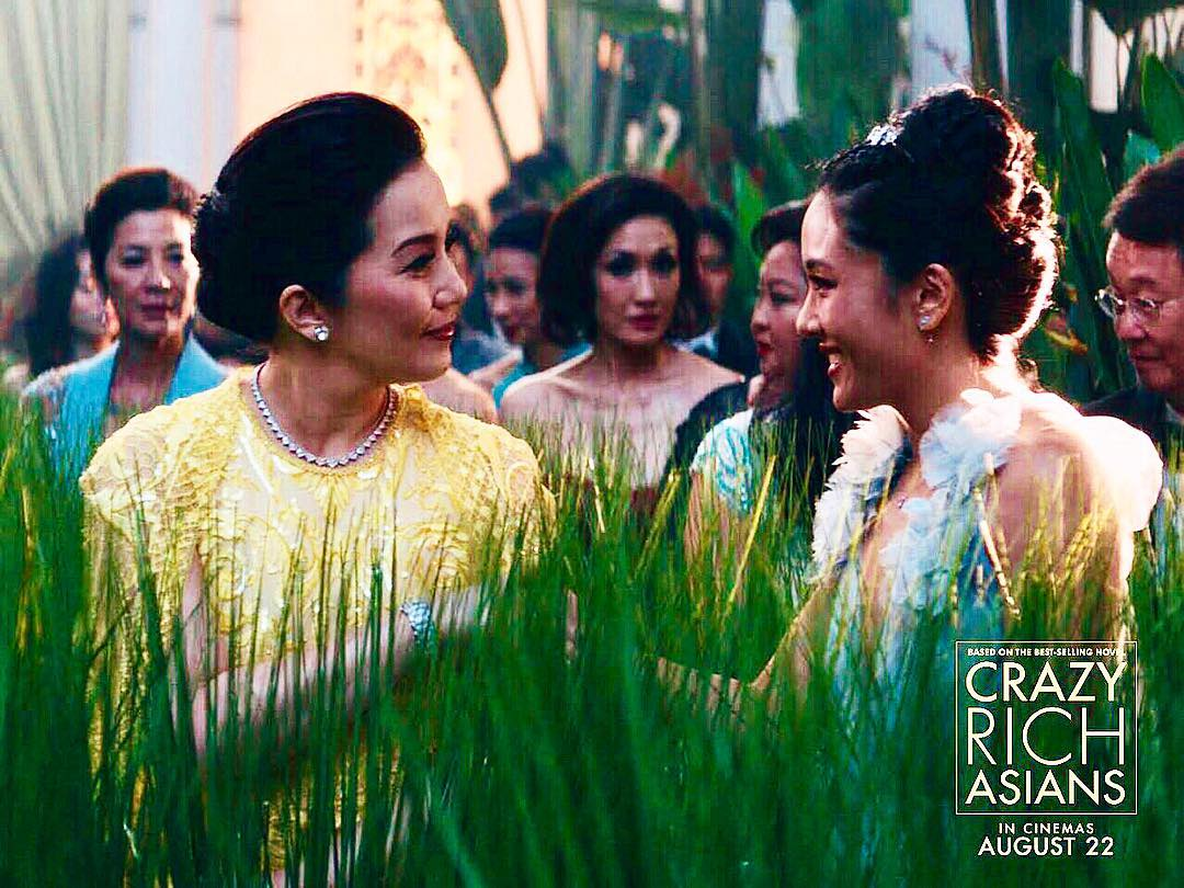 Kris Aquino Portrays Malay Princess In Hollywood S Crazy Rich Asians