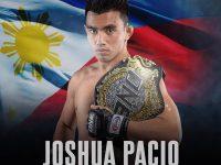 New MMA world champion Joshua Pacio dedicates win to Ompong-stricken Cordillerans