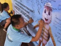 Isabela youth urged to preserve Philippine hawksbill sea turtles