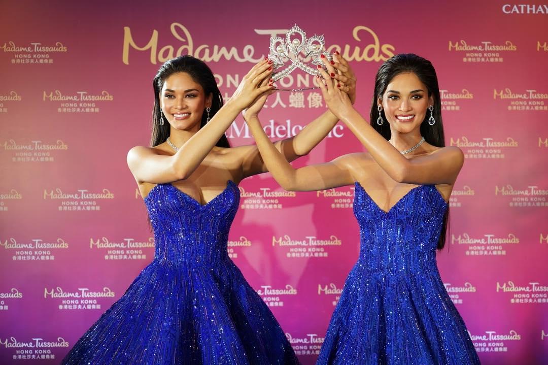Madame Tussaud's reveals 1st Filipino wax figure of Pia Wurtzbach