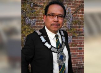 Mayor Danny Favor