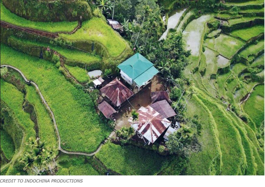 Banaue Rice Terraces Infinity War