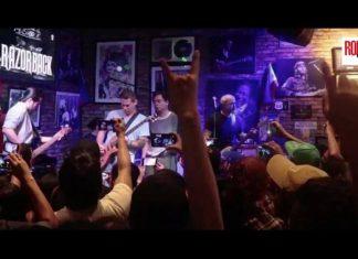 Razorback Fête de la Musique Rock N' Roll Stage