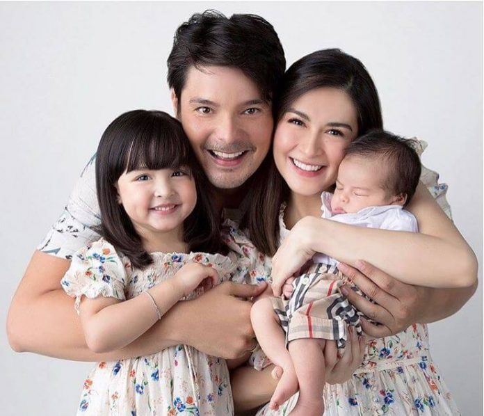 Marian Rivera Dingdong Dantes children