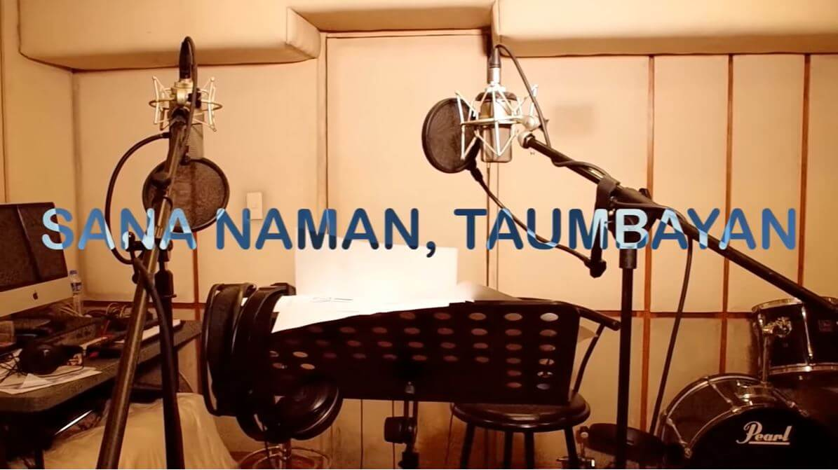 San Naman Taumbayan