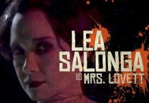 Broadway star Lea Salonga