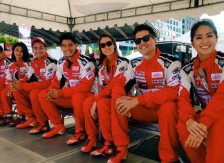 Toyota Motor Philippines Celebrities