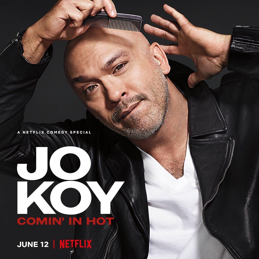 Filipino American Jo Koy