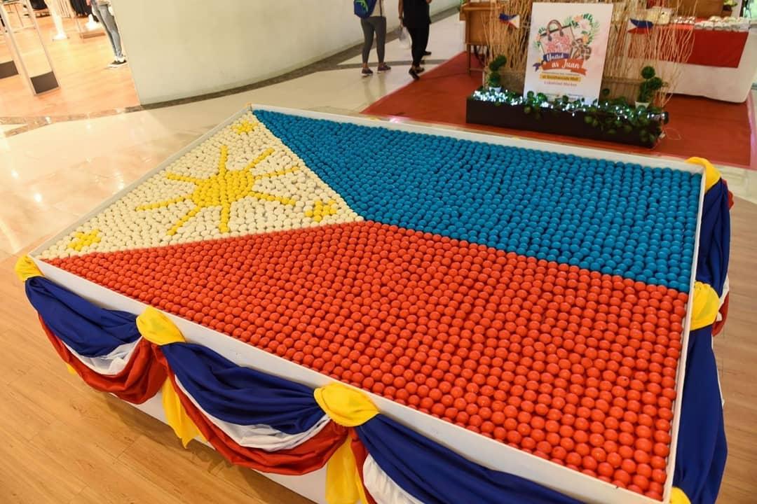 5000 Puto Binan Philippine Flag