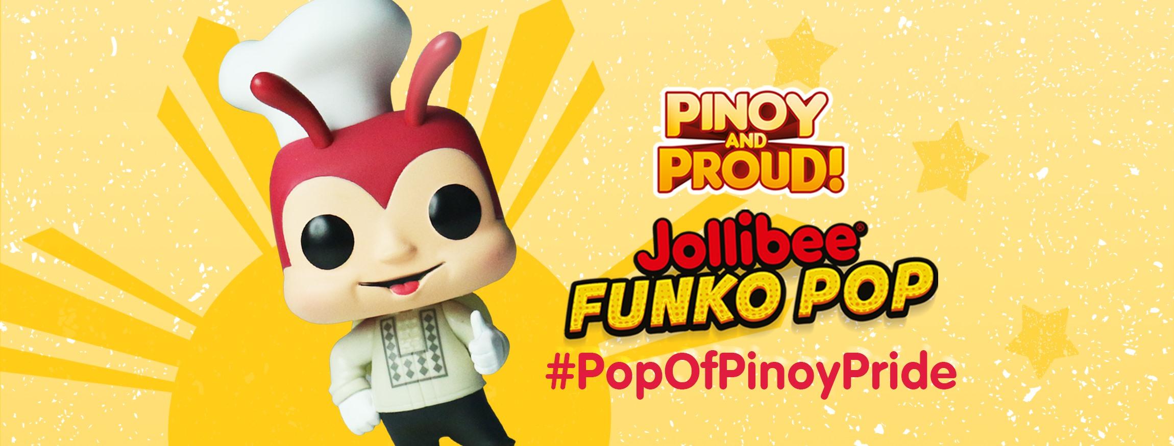 Jollibee in Philippine Barong Funko Pop