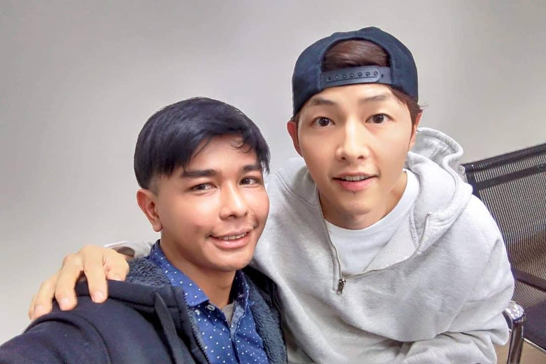 Nash Ang Song Joong Ki