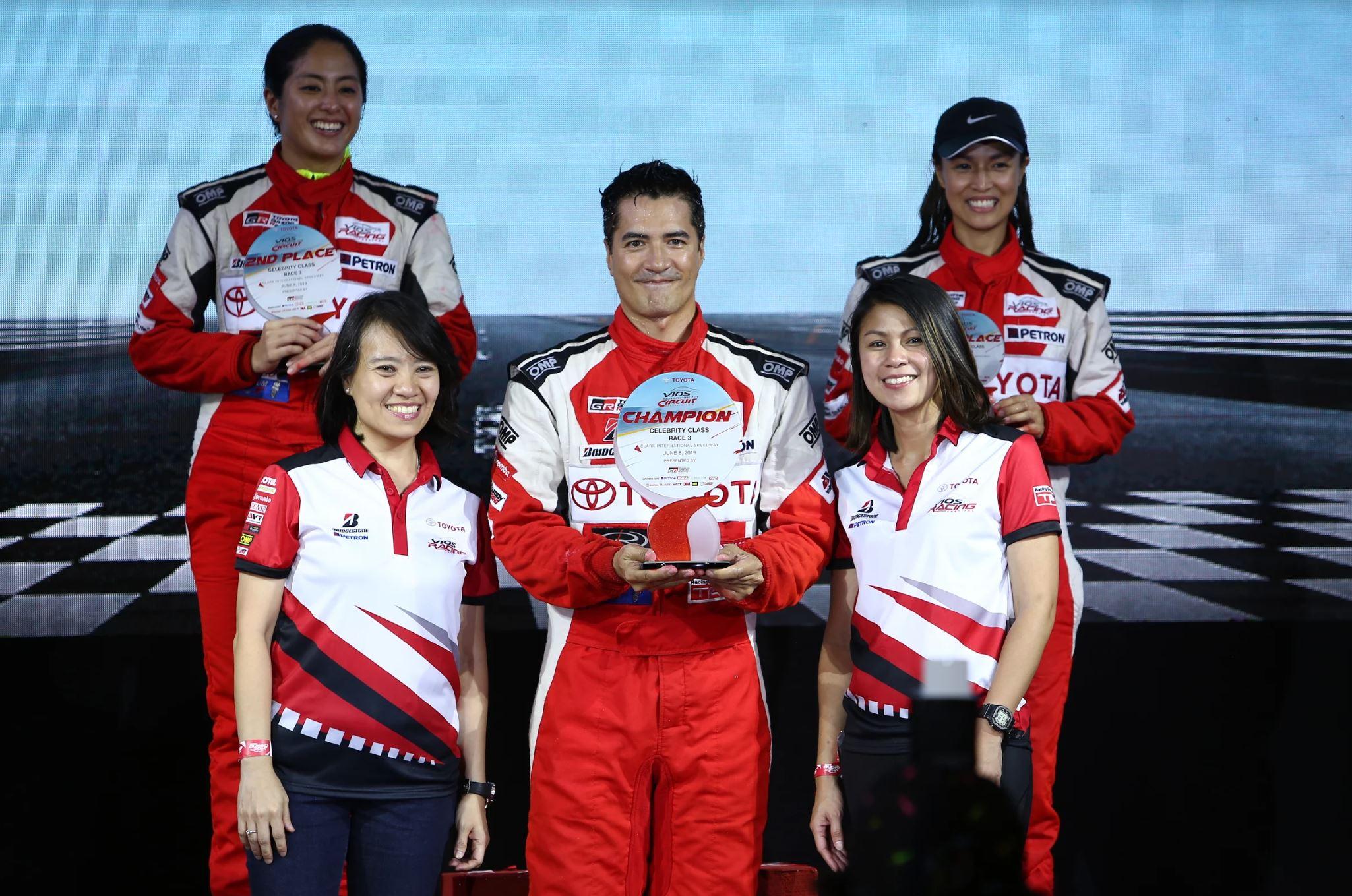Filipino Racers