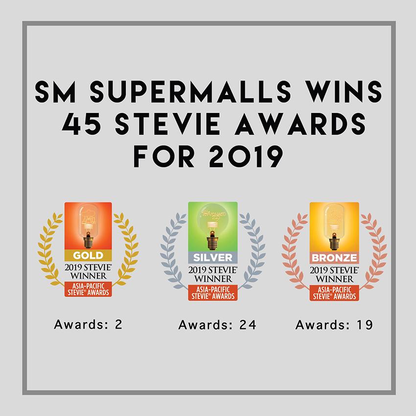 SM Supermalls Awards