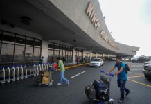 NAIA best airport for business travelers