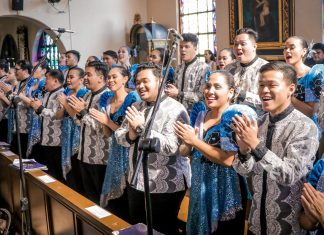 University of Santo Tomas Singers