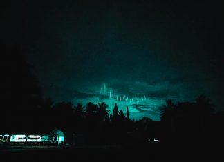 Aurora-like Lights