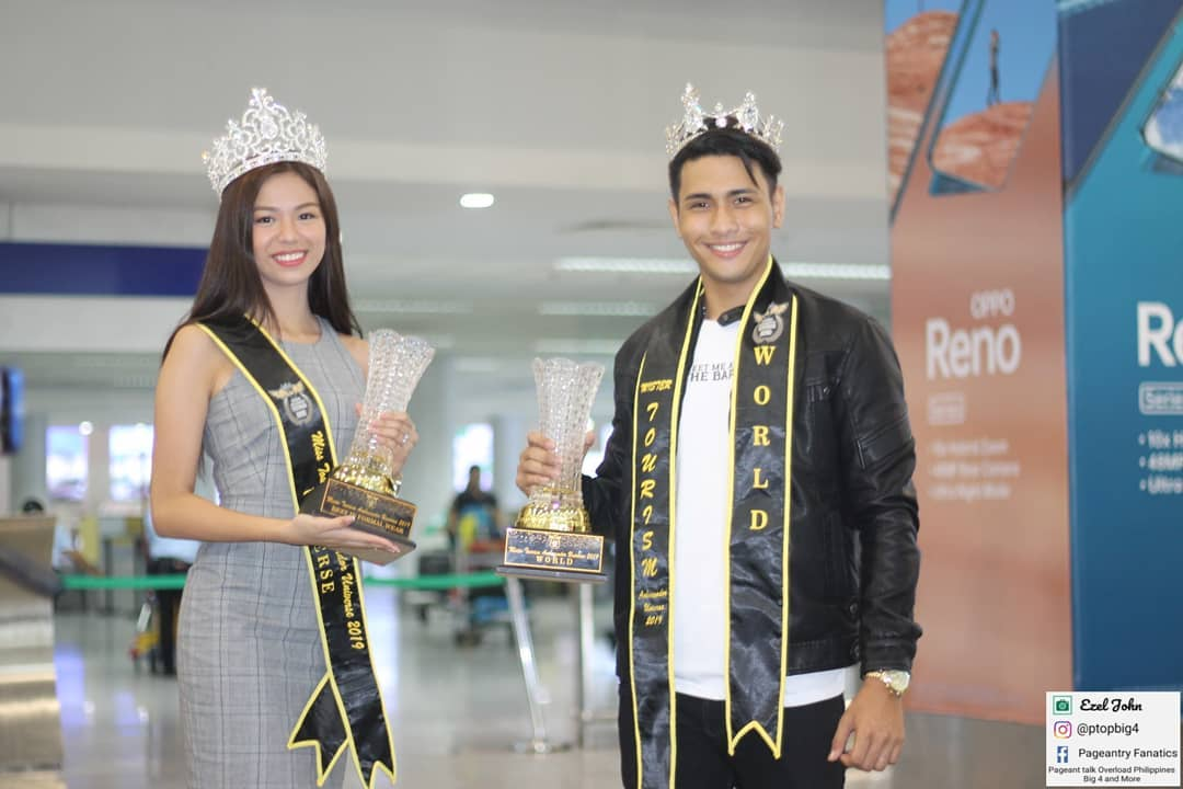 Filipino Tourism Ambassador