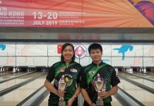 Filipino bowlers reaps Golds in Hong Kong