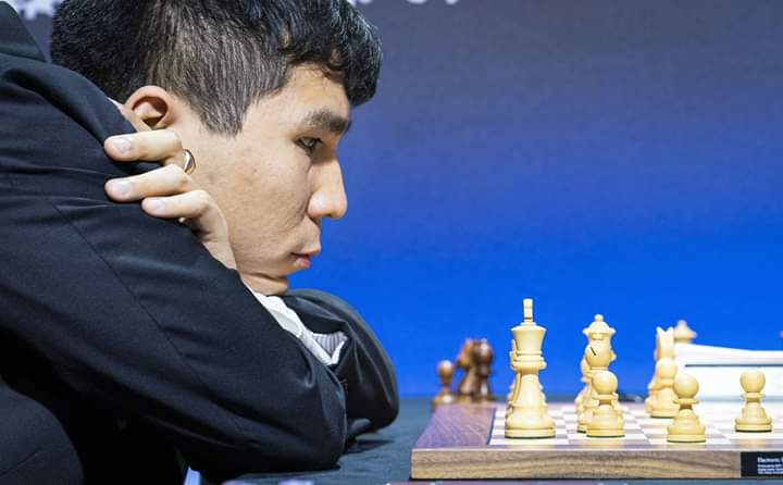 Wesley So Grand Chess Tour