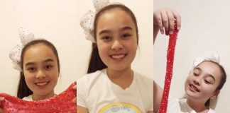 Filipina Kiwi Slime Princess