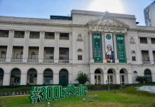 De La Salle University World University Rangkings