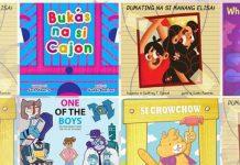Mulat Sular storybooks