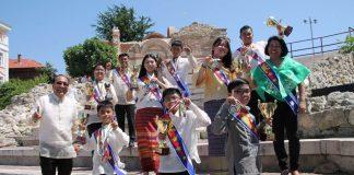 Filipino mathlete champions