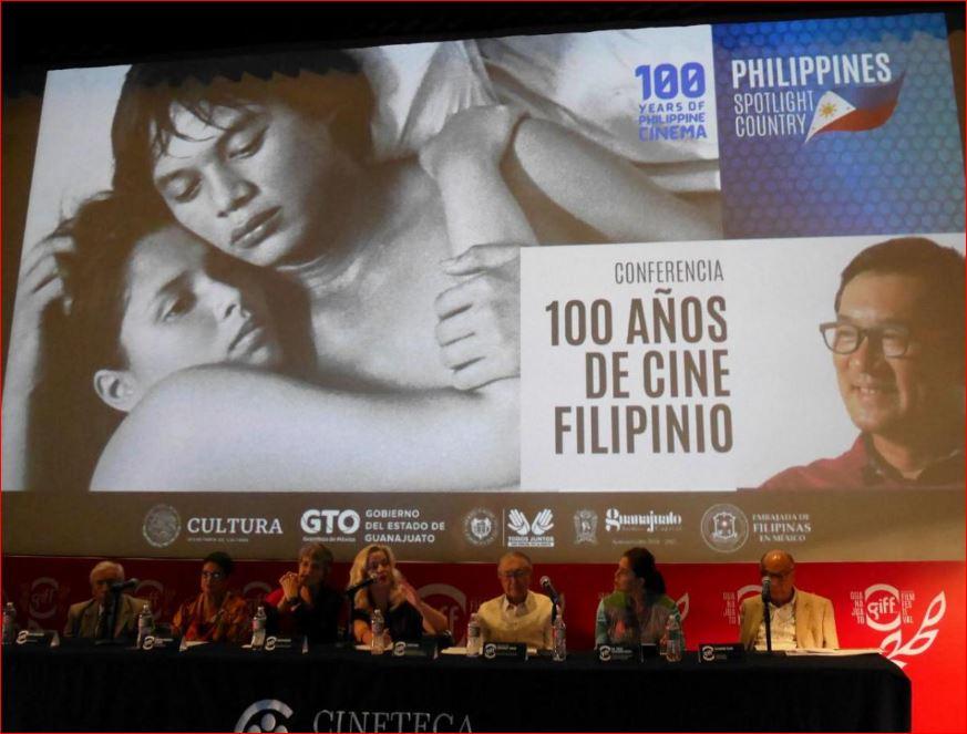 Philippines Mexico's Guanajuato International Film Festival