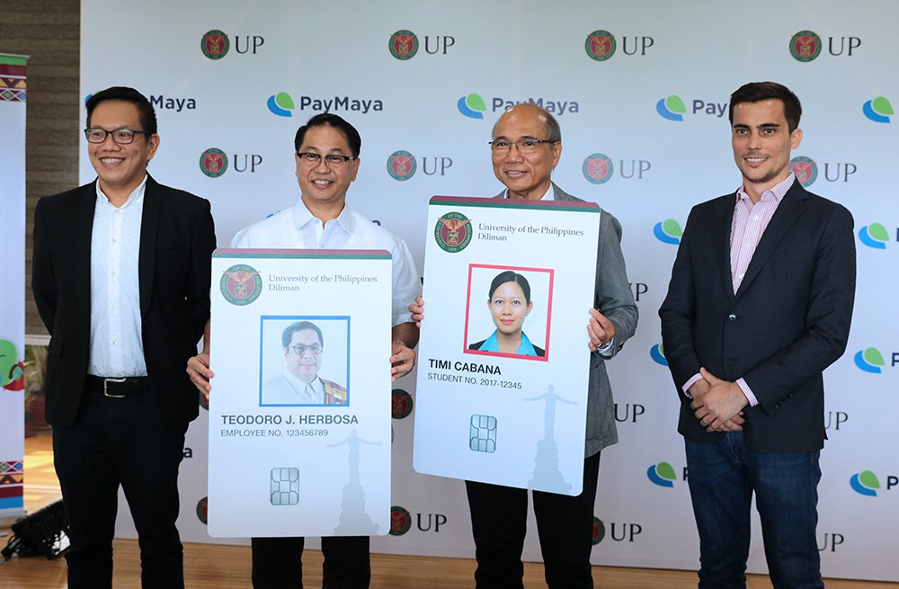 University of the Philippines High-tech Identification System