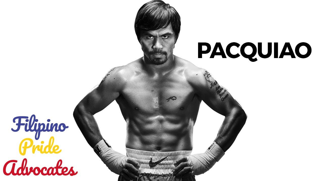 Manny Pacquiao Filipino Pride