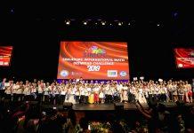 Team Philippines at SIMOC 2019