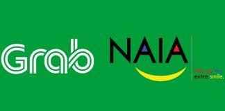 Grab Taxi NAIA