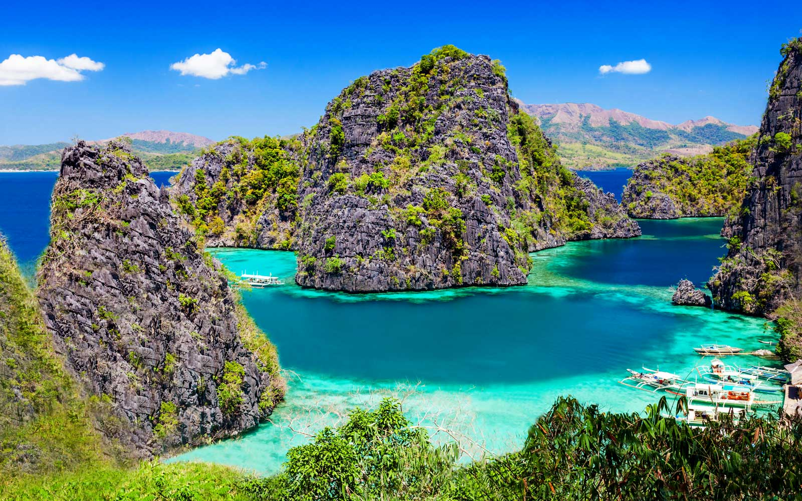 13 Places Bluest Waters