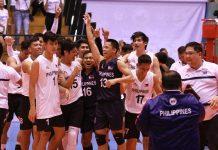 Philippine National Team volleyball