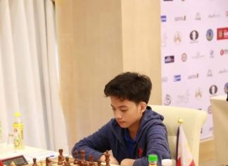 Daniel Quizon filipino chess player