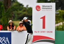 Yuka Saso Amateur Golf Ranking