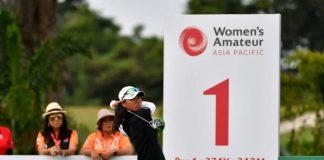 Yuka Saso Amateur Golf Ranking