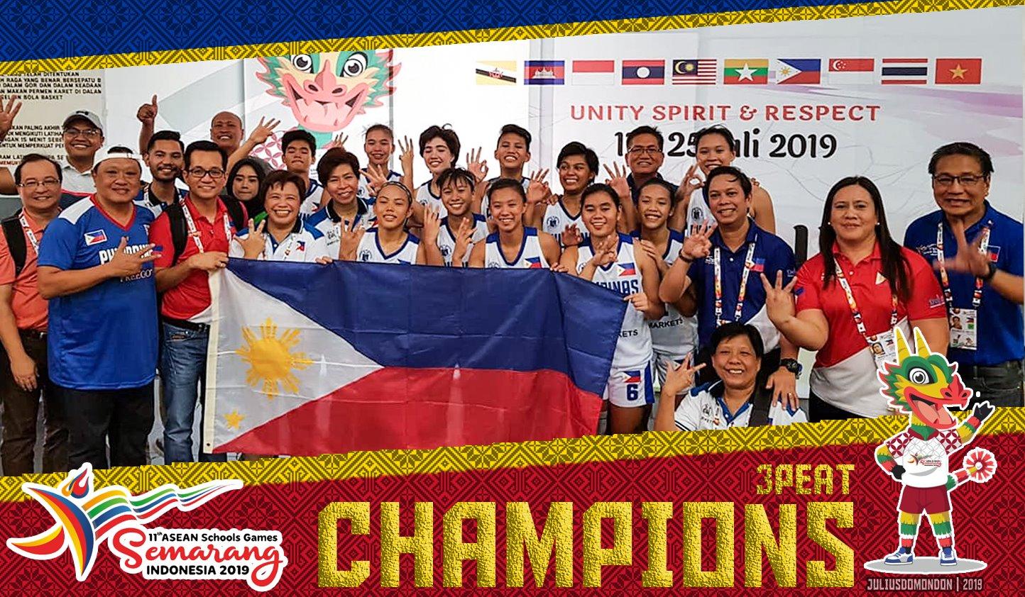 Philippines Boys Girls Basketball