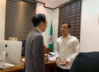 Mayor Isko Moreno