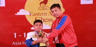 Rocky Romero newest Pinoy FIDE Master