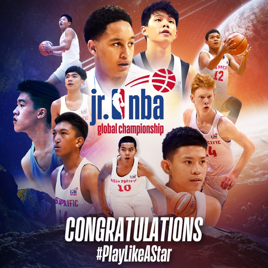 JR NBA Asia-Pacific