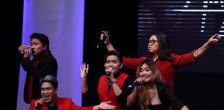Multi-awarded Filipino vocal group Acapellago
