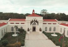 NHCP turns over the restored UPV Main Building