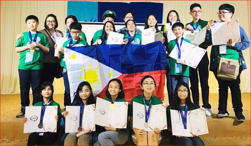 Global Finals of Speak International