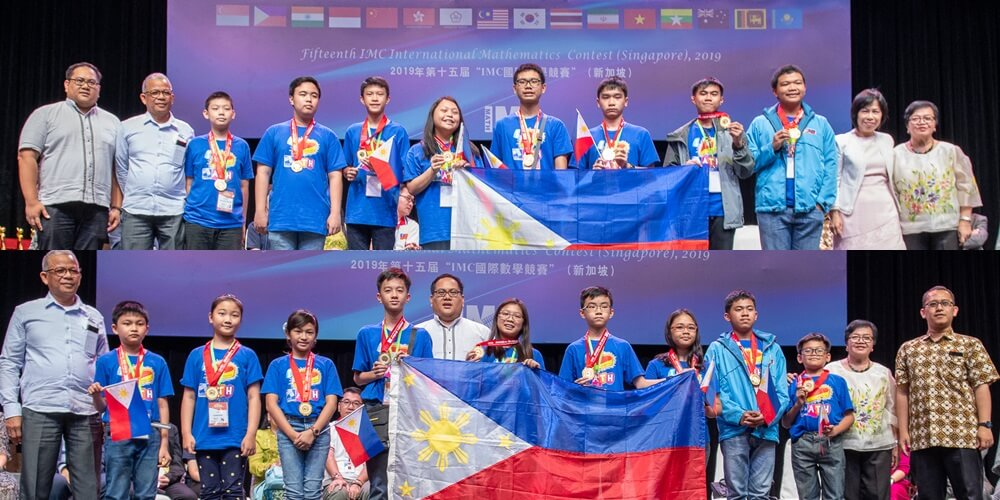 Filipino Mathletes